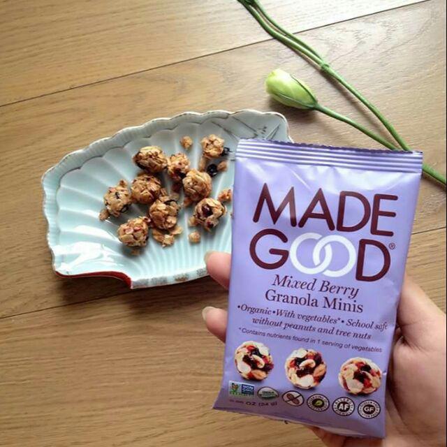Ngũ cốc Made Good Granola Minis