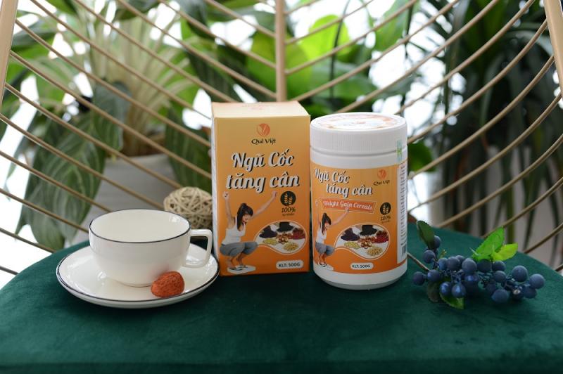 Ngũ cốc Quê Việt