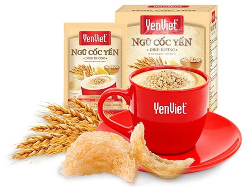 Ngũ cốc yến dinh dưỡng YenViet
