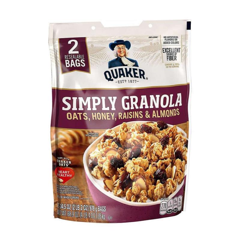 Ngũ cốc yến mạch Granola