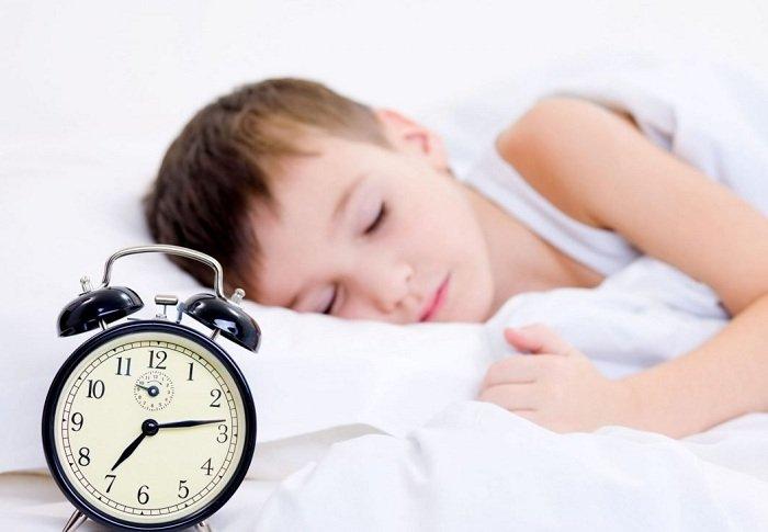 Duy trì ngủ đúng giờ