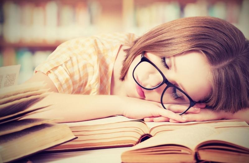 Ngủ gật trong giờ làm việc