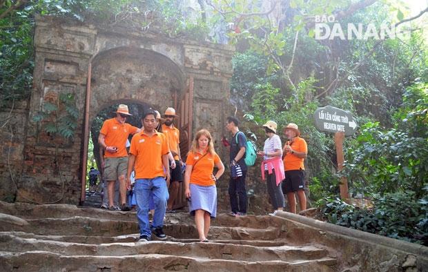 Đây là điểm đến thu hút rất nhiều khách du lịch trong và ngoài nước