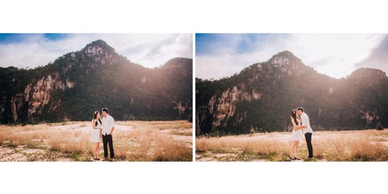 Chụp ảnh cưới tại Ngũ Hành Sơn