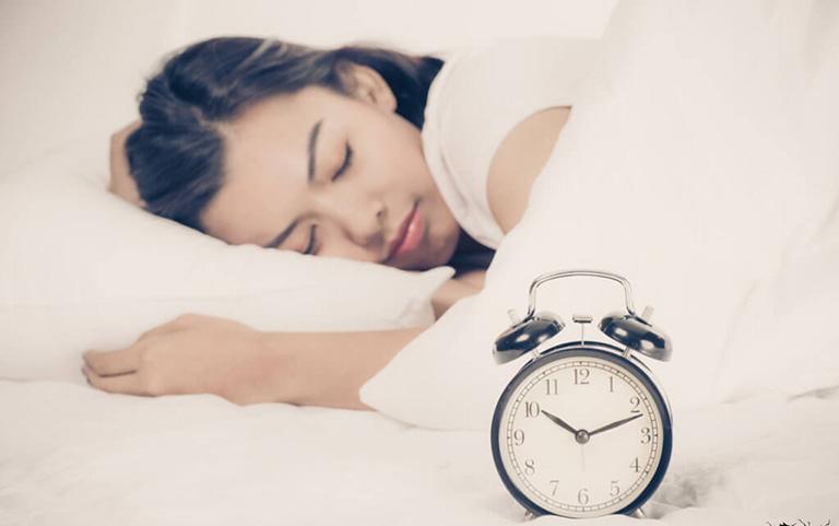 Hãy sắp xếp cho mình một giấc ngủ hợp lí nhé