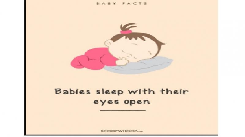 Ngủ mở mắt là hiện tượng hoàn toàn bình thường