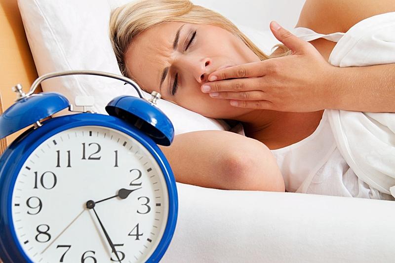 Ngủ quá ít