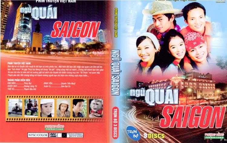 Ngũ quái Sài Gòn