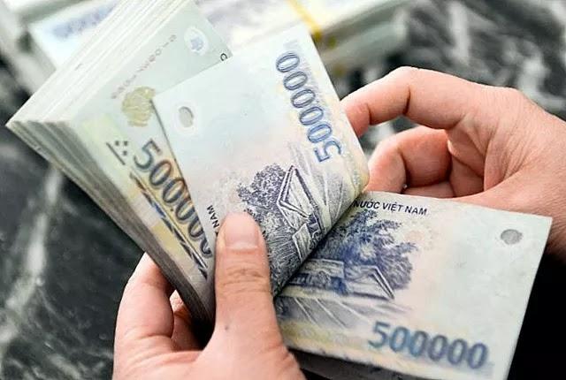 Ngửi tờ tiền để phân biệt