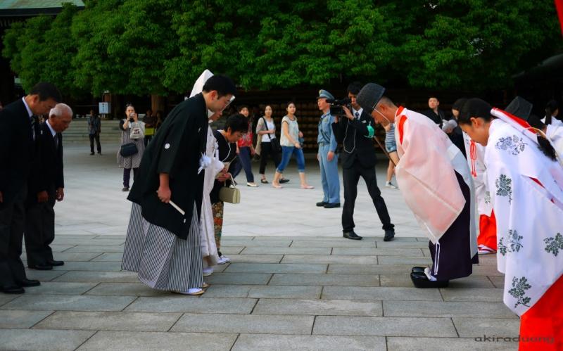 Người dân Nhật Bản rất lịch sự