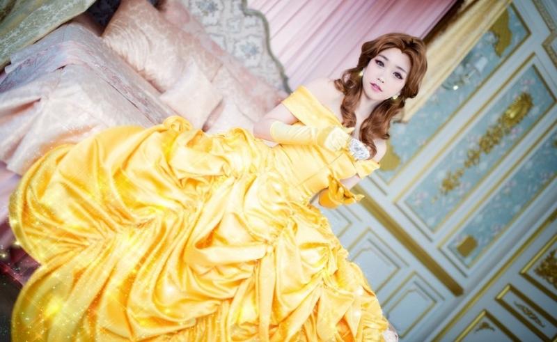 Người đẹp Belle
