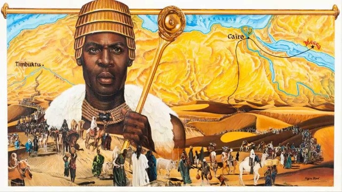 Người giàu nhất lịch sử nhân loại-Mansa Musa