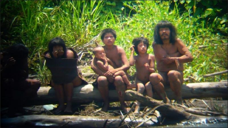 Hình ảnh bộ tộc Mashco-Piro