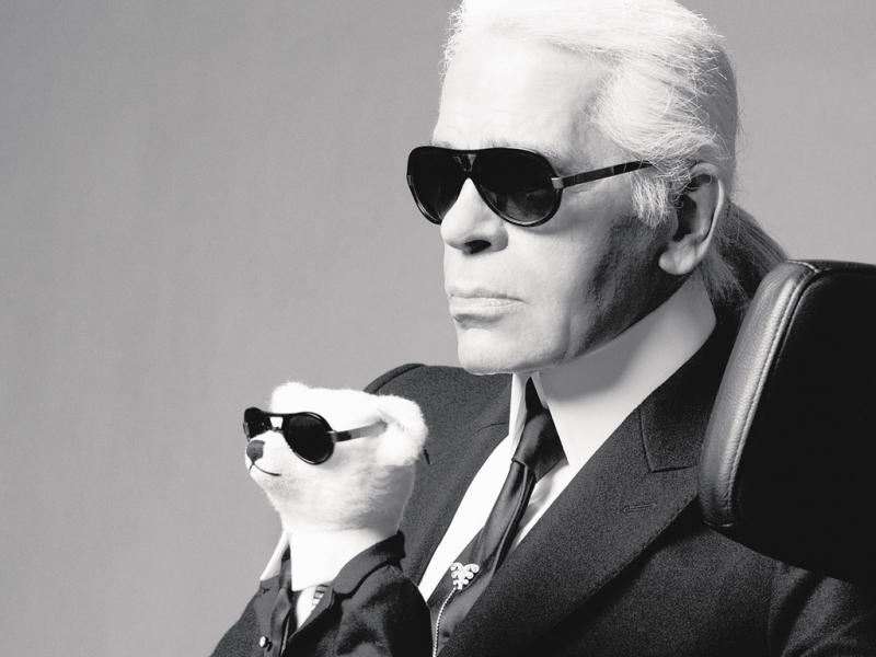 Bậc thầy sáng tạo Karl Lagerfeld