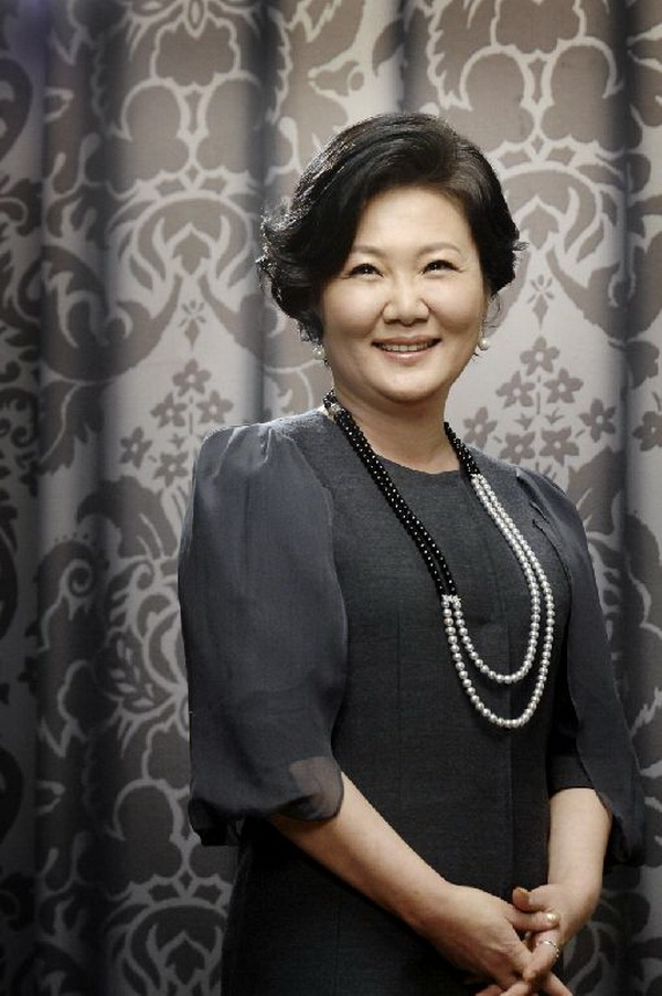 Người mẹ quốc dân - Kim Hae Sook