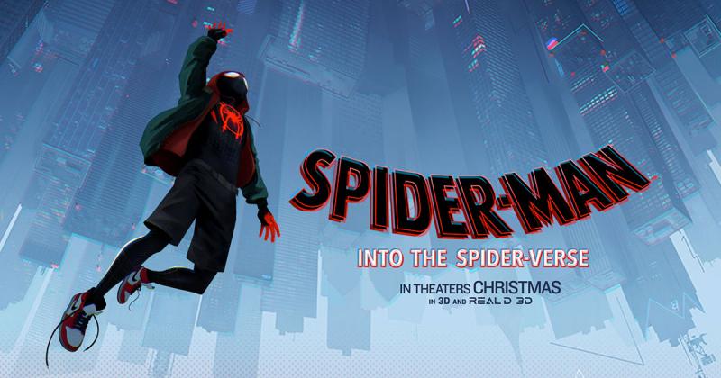 Người nhện: Vũ trụ mới