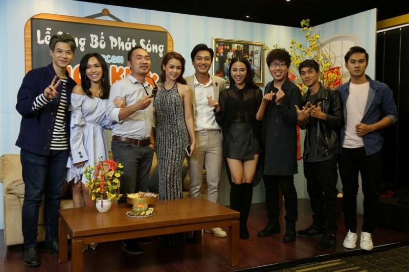 Dàn diễn viên Gia đình là số 1 bản Việt