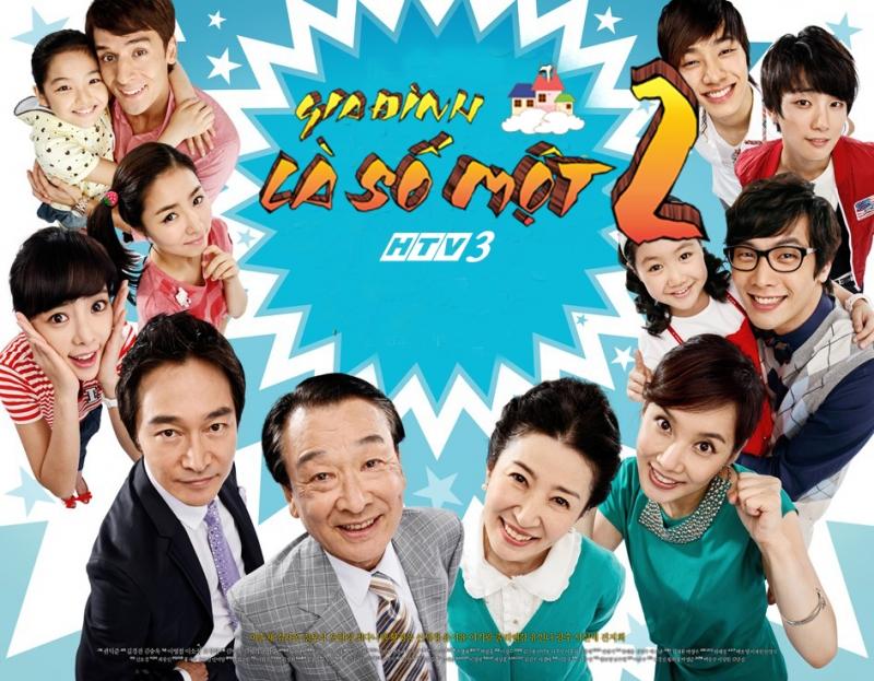 Gia đình là số 1 bản Hàn