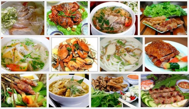 Sài Gòn là nơi hội tụ tinh hoa ẩm thực của mọi vùng miền.