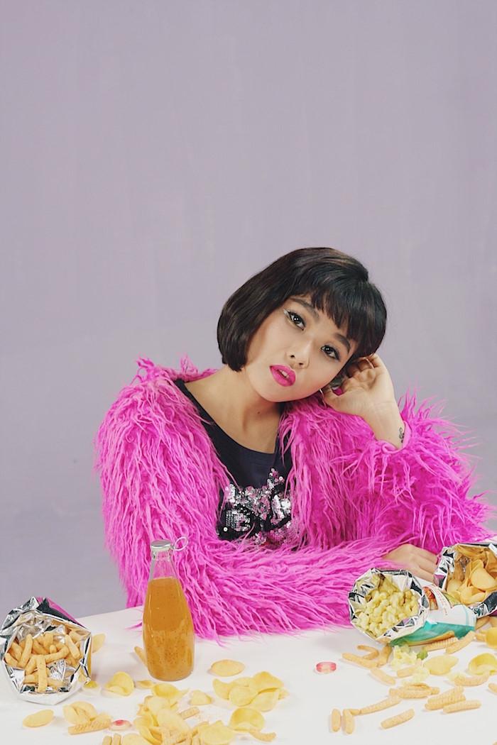 Trương Thảo Nhi trong MV