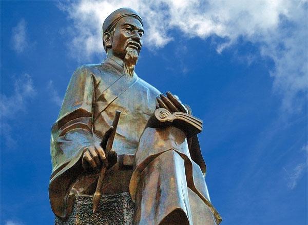 Trạng Trình Nguyễn Bỉnh Khiêm (1491 – 1585) - nhà giáo, nhà tiên tri số 1 Việt Nam (ảnh: sưu tầm)
