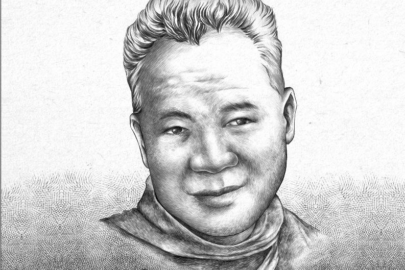 Chân dung nhà văn Nguyễn Công Hoan