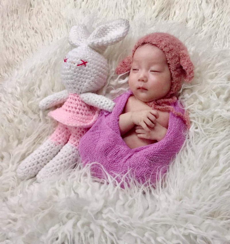 Nguyễn Cường Baby - Family
