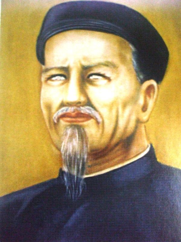 Thầy giáo Nguyễn Đình Chiểu