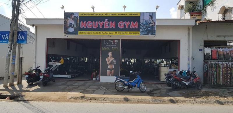 Nguyễn Gym có chương trình Huấn luyện viên cá nhân giúp bạn nhanh chóng có được thể hình săn chắc, thân hình quyến rũ