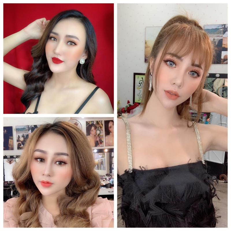 Nguyễn Huệ make up (Dangchuc studio)