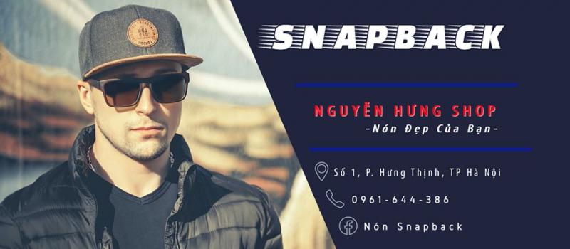 Nguyễn Hưng Snapback