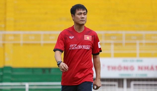 Nguyễn Hữu Thắng giờ đã là huấn luyện viên trưởng đội tuyển Việt Nam.
