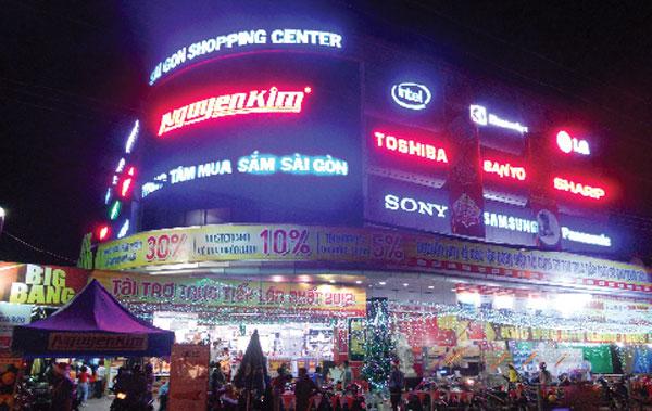 Nguyễn Kim là một địa chỉ uy tín để mua Macbook