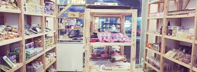 Không gian cửa hàng Anny