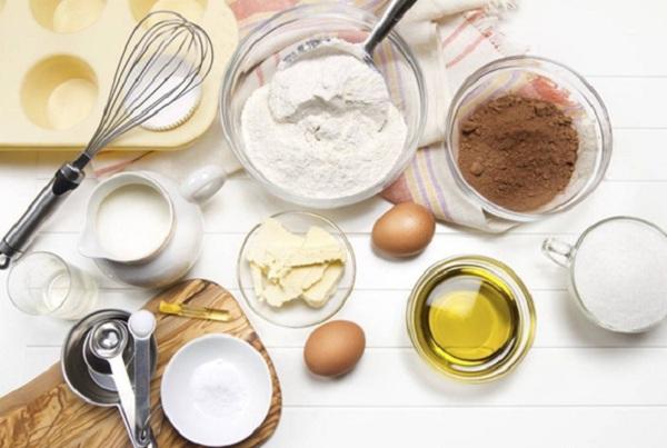 Nguyên Liệu Làm Bánh Nhất An