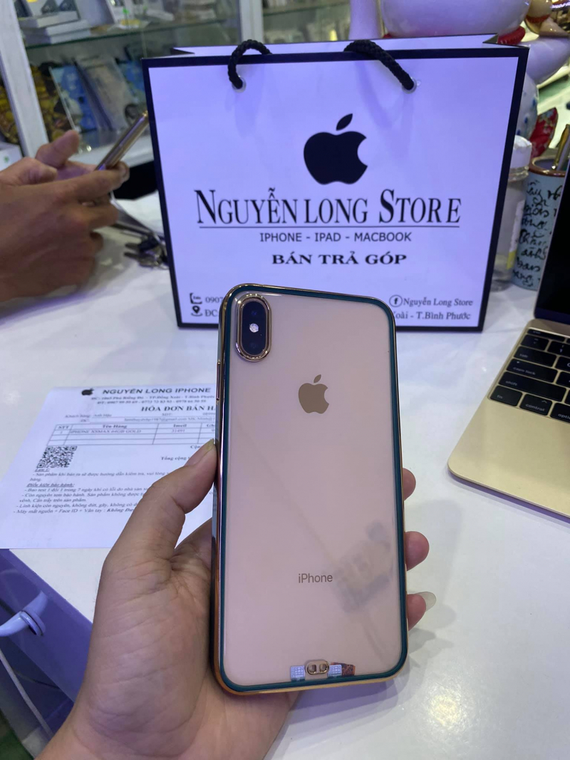 Nguyễn Long iPhone Store