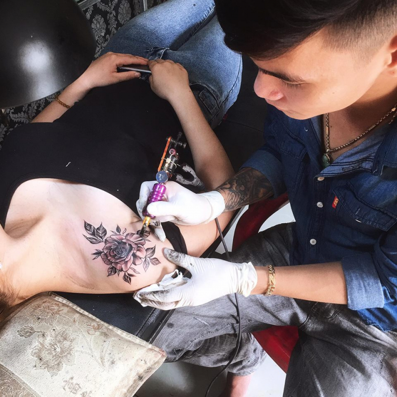 Nguyễn Long Tattoo Studio (Long Xăm)