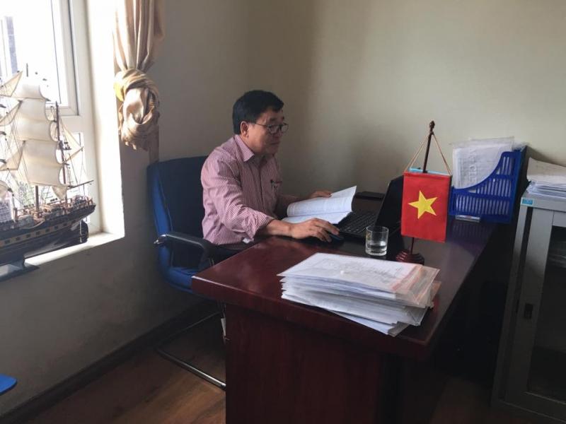 Luật sư Nguyễn Mạnh Cường