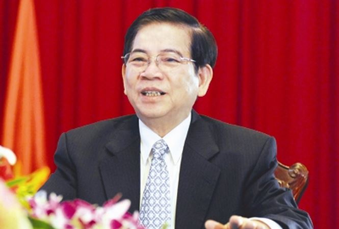 Chủ tịch nước Nguyễn Minh Triết