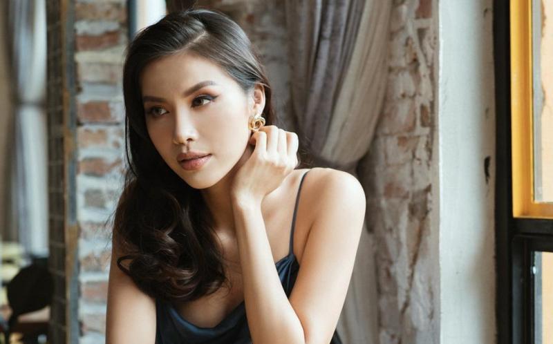 Người mẫu Nguyễn Minh Tú