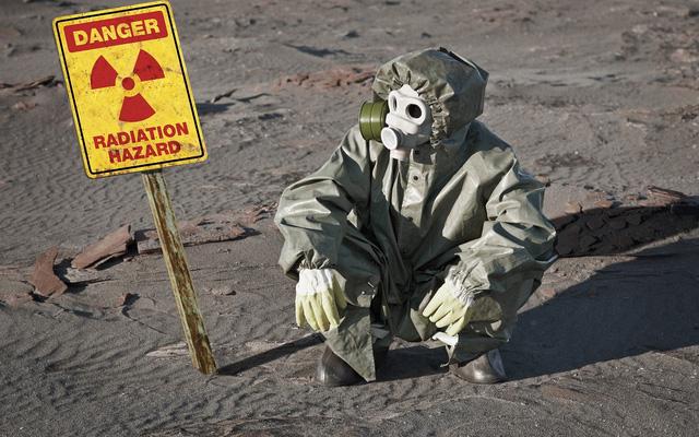 Tiếp xúc nhiều với tia phóng xạ