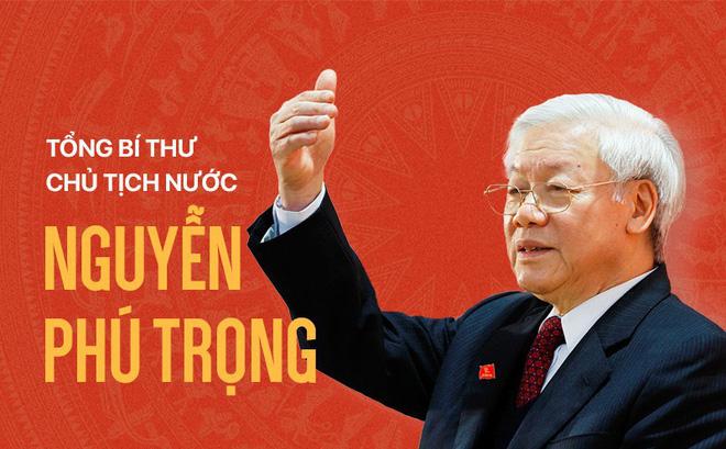 Ngày 23 tháng 10 năm 2018, ông chính thức tuyên thệ nhậm chức Chủ tịch nước Cộng hòa xã hội chủ nghĩa Việt Nam.