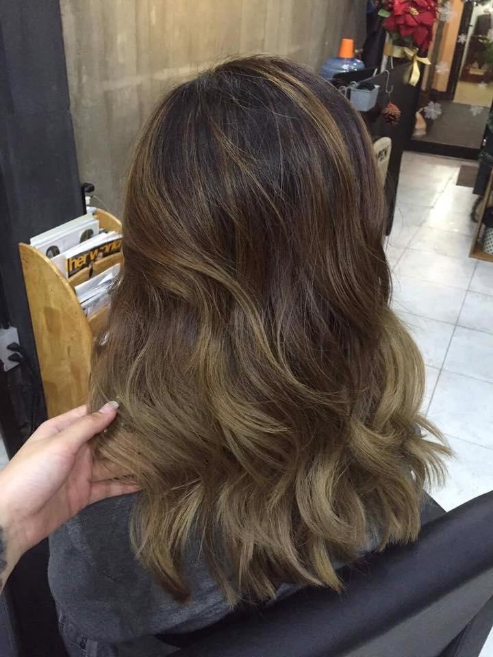 Dịch vụ nhuộm tóc chất lượng