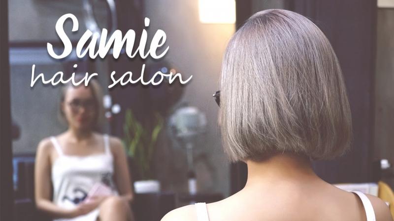 Samie Hair Color