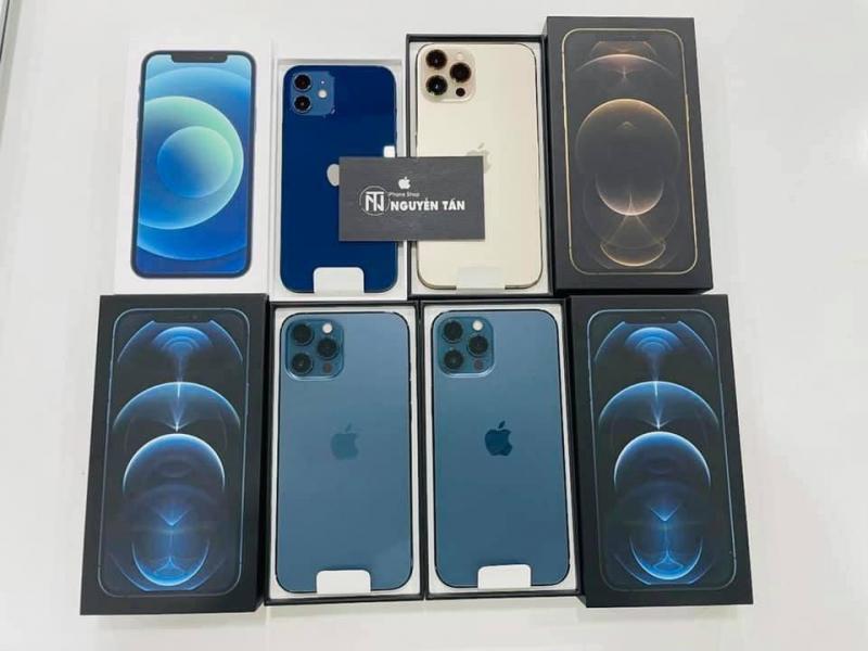 iPhone được bán tại Nguyễn Tấn iPhone Shop