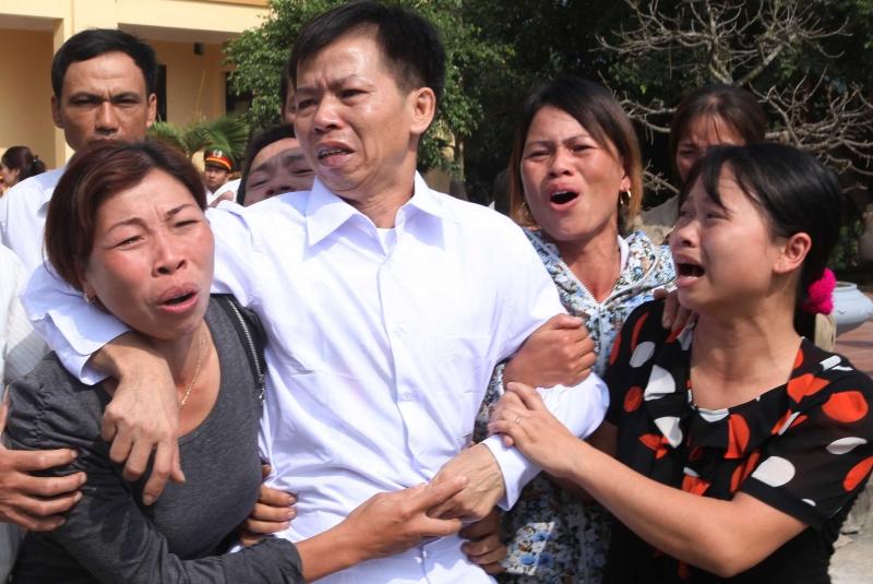 Ông Nguyễn Thanh Chấn ngày được trả lại sự tự do và trong sạch