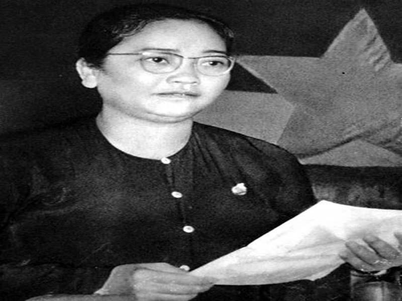 Nữ tướng duy nhất của Việt Nam ở thế kỷ 20.