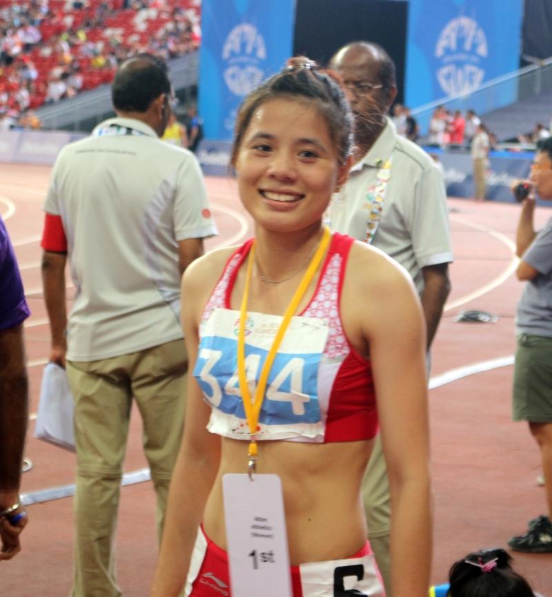 Nguyễn Thị Huyền hướng tới HCV tại SEA Games 29