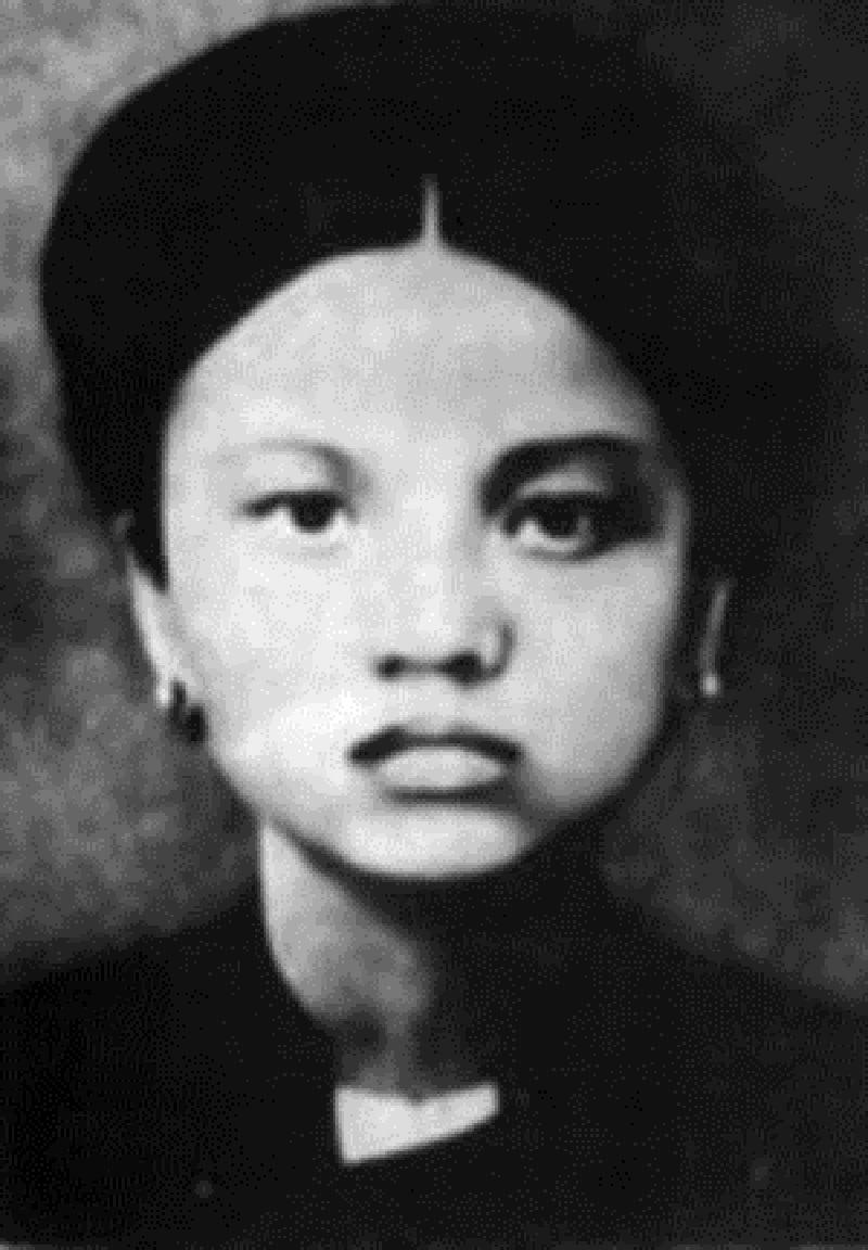 Nguyễn Thị Minh Khai – Nữ chiến sĩ cộng sản Việt Nam đầu tiên