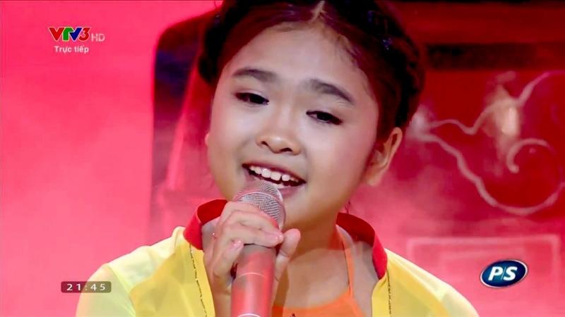 Cô bé có giọng hát cao vút, ngọt ngào Thiện Nhân